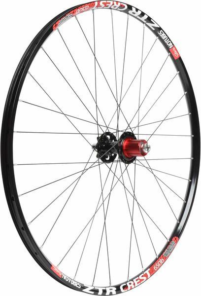 Stan's NoTubes ZTR Crest 650B Rear Wheel w/ Stan's 3.30 Hub