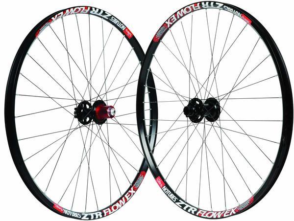"""Stan's NoTubes ZTR Flow EX 26"""" Wheelset w/ Stan's 3.30 Hubs"""