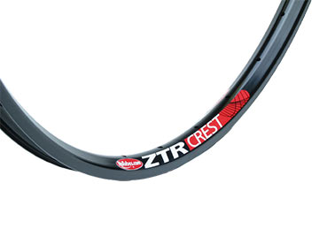 Stan's NoTubes ZTR Crest Rim Color: Black