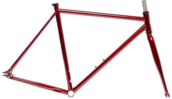 "State Bicycle Co. ""Ashton"" Crimson Red Frame Set"
