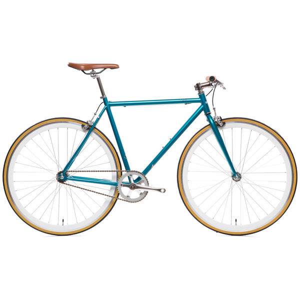 State Bicycle Co. Beorn Color: Teal
