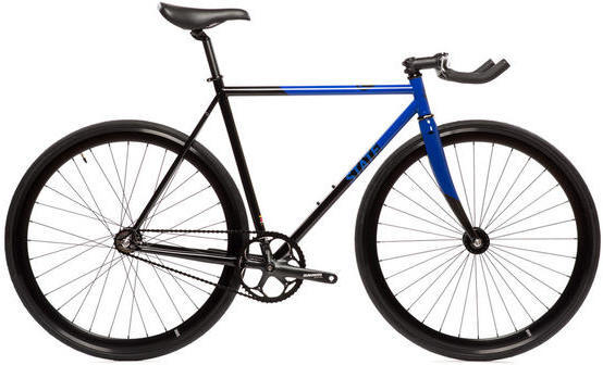 State Bicycle Co. Contender II Color: Blue
