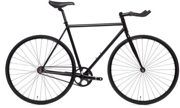 State Bicycle Co. Matte Black 6.0 Handlebar: Bullhorn
