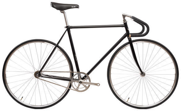 State Bicycle Co. Retro Reissue Color: Matte Black