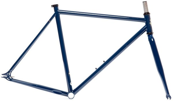 State Bicycle Co. Rutherford Deep Navy Blue Frame Set