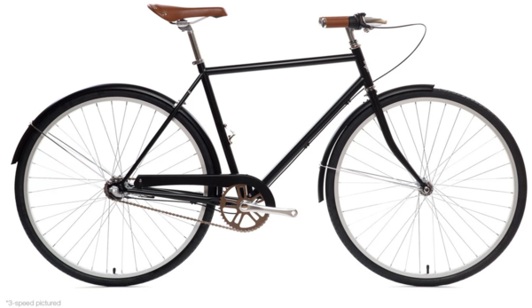 State Bicycle Co. City Bike - The Elliston 3-Speed