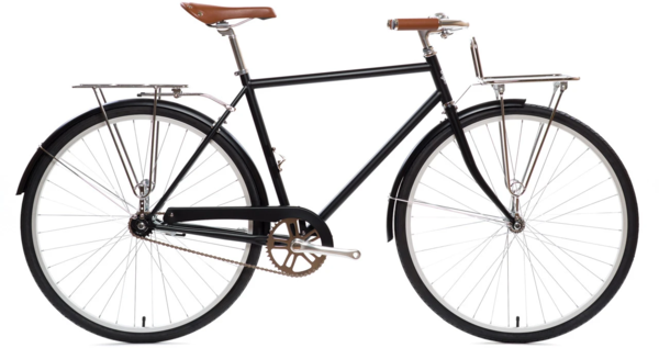 State Bicycle Co. City Bike - The Elliston Deluxe Single Speed