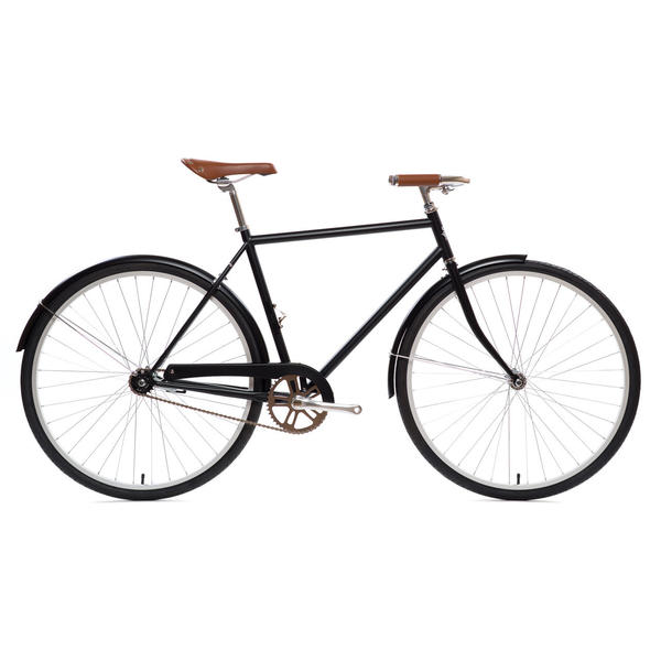 State Bicycle Co. Elliston Standard Single Speed Color: Black