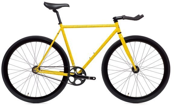State Bicycle Co. The Simpsons Springfield Character Wrap Bike (4130 Core-Line)