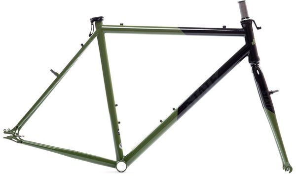 State Bicycle Co. Warhawk Cyclocross Frame Set