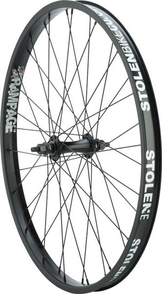 Stolen Rampage 24-inch Front Wheel