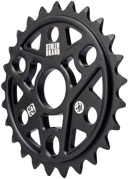 Stolen Sumo III Sprocket Color: Black