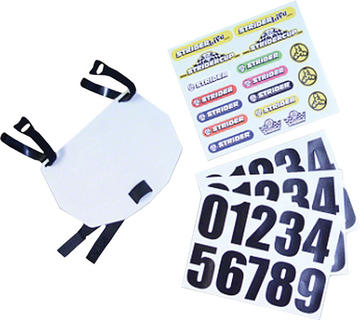 Strider Numberplate Kit