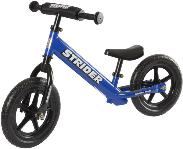 Strider ST-4 No-Pedal Balance Bike Color: Blue