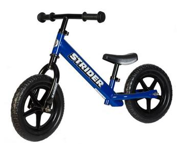 Strider Classic 12 Balance Bike Color: Blue