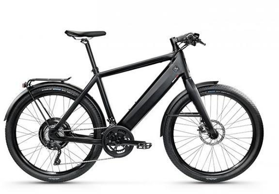 Stromer ST2 Sport Color: Black
