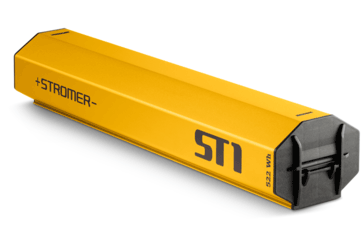 Stromer ST1 Battery Model: 522 Watt-hours