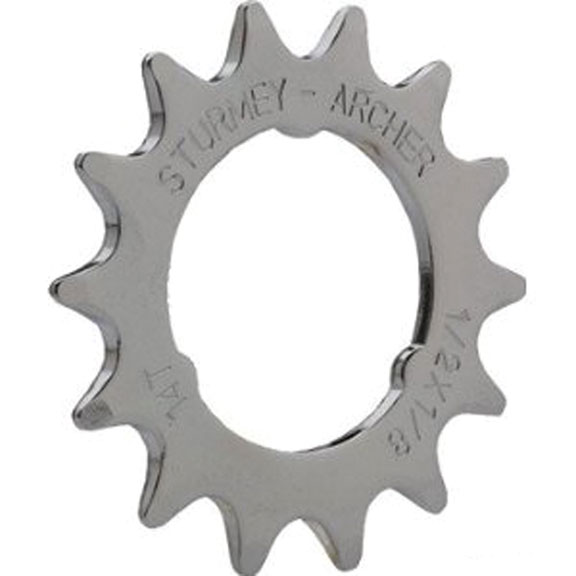 Sturmey-Archer 3-Speed Sprocket And Circlip Model: 14t