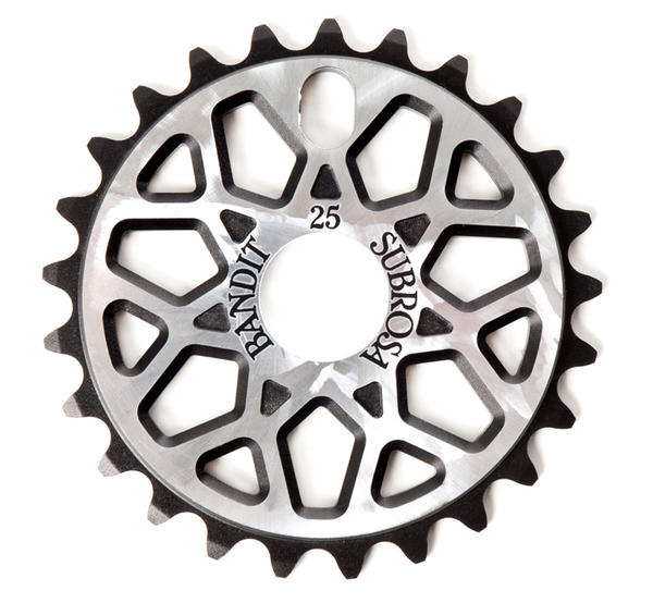 Subrosa Bandit Sprocket Color: Black