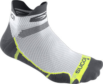Sugoi Race + Recovery Compression Ped Socks