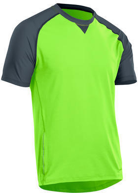 Sugoi Coast Short Sleeve Color: Berzerker Green
