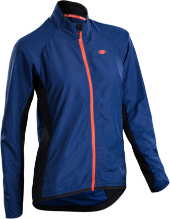 Sugoi Women's Evo Zap Jacket Color: Deep Royal