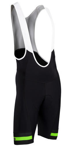 Sugoi Evolution Bib Short Color: Berzerker Green