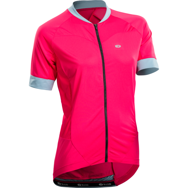 Sugoi Women's Evolution Ice Jersey Color: Azalea