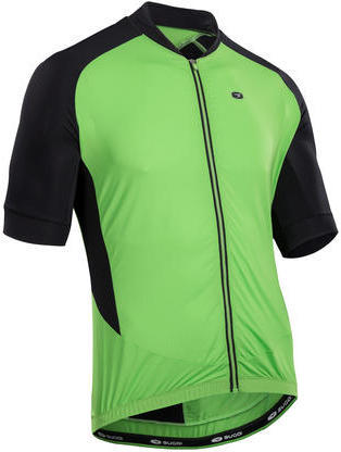 Sugoi Evolution Ice Jersey Color: Berzerker Green