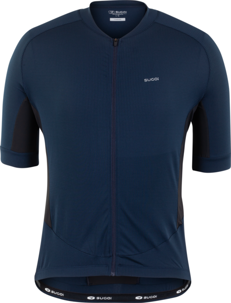Sugoi Evolution Ice Jersey Color: Deep Navy