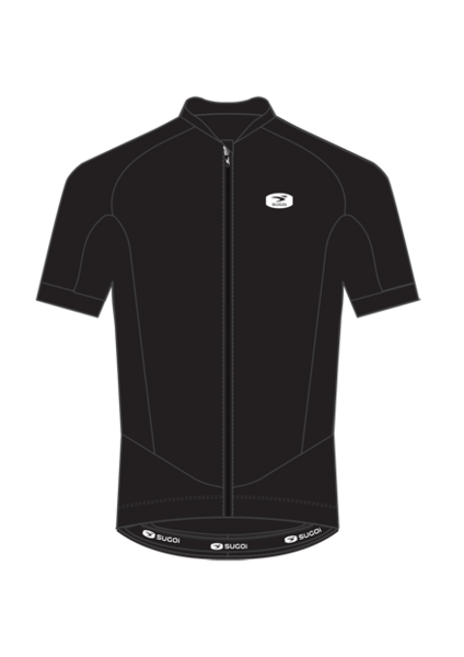Sugoi Evolution Ice Jersey Color: Black