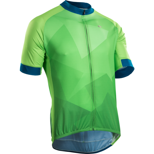 Sugoi Evolution Zap Jersey Color: Berzerker/Mountain Print