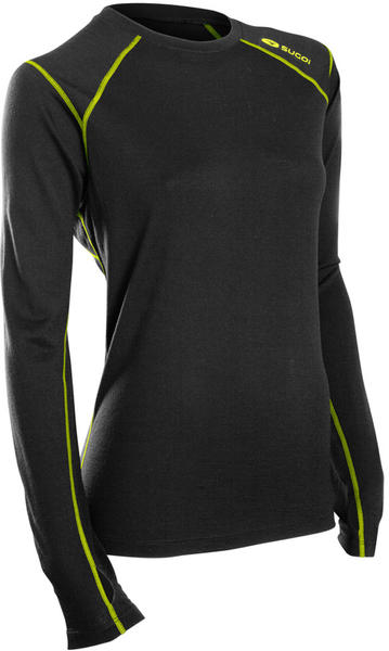 Sugoi Wallaroo 170 Cruiser L/S - Women's Color: Black