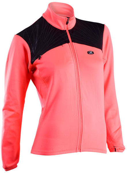 Sugoi Hotshot Pro Jersey - Women's Color: Electric Salmon