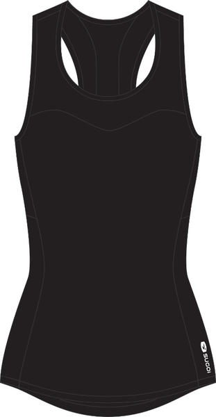 Sugoi Jackie Singlet - Women's Color: Black