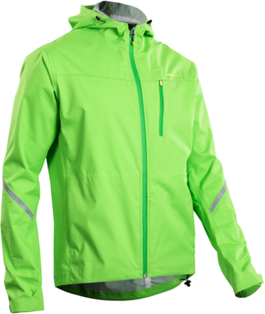 Sugoi Metro Jacket Color: Berzerker Green
