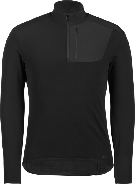 Sugoi Midzero Zip - Men's Color: Black