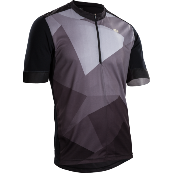 Sugoi Pulse Jersey Color: Black/Mountain Print
