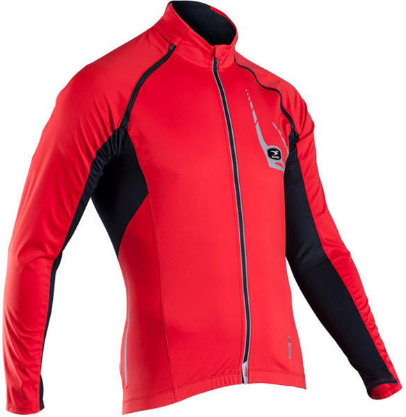 Sugoi RS 120 Convertible Jacket Color: Chili