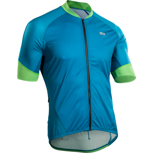 Sugoi RS Century Zap Jersey Color: Ocean Depth