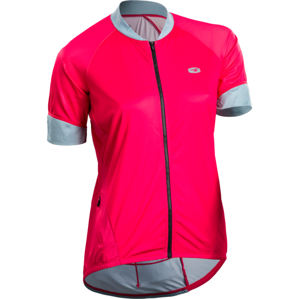 Sugoi Women's RS Century Zap Jersey Color: Azalea