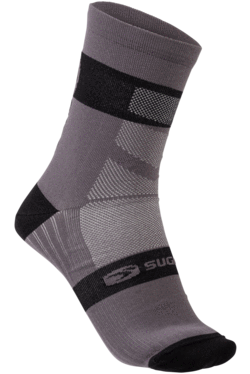 Sugoi RS Crew Sock Color: Dark Charcoal