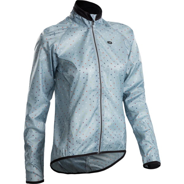 Sugoi Women's RS Jacket Color: Harbour/XO Print2