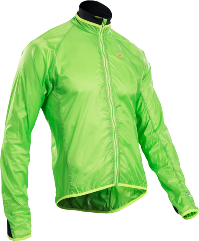 Sugoi RS Jacket Color: Berzerker Green