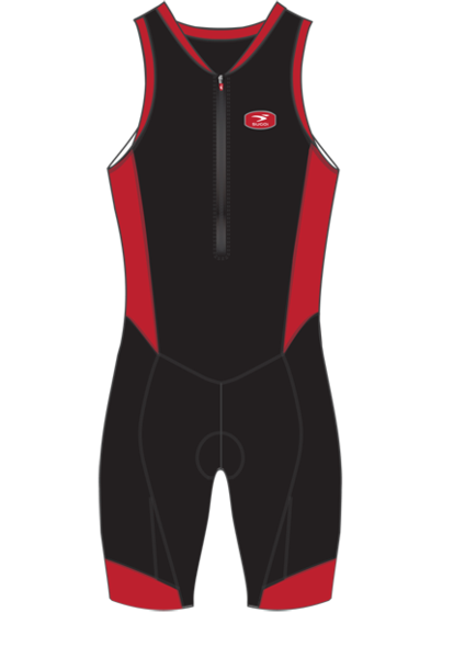 Sugoi RS Tri Suit Color: Chili Red