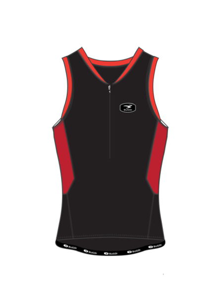 Sugoi RS Tri Tank Color: Chili Red