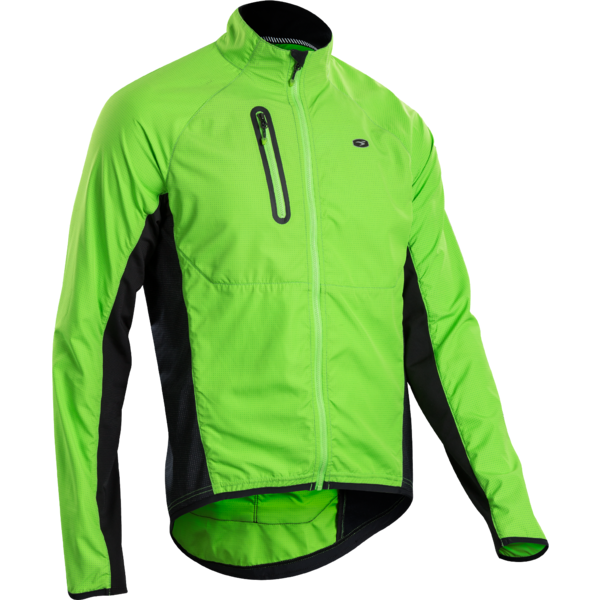 Sugoi RS Zap Jacket Color: Berzerker Green