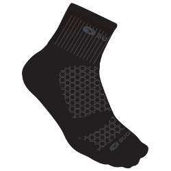 Sugoi RSR Quarter Sock Image differs from actual product
