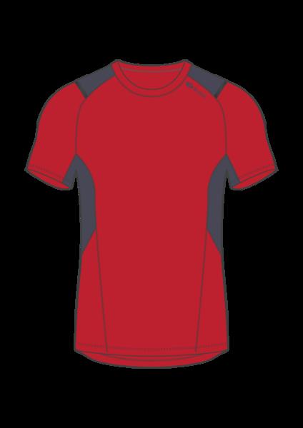 Sugoi Titan S/S Jersey Color: Chili Red