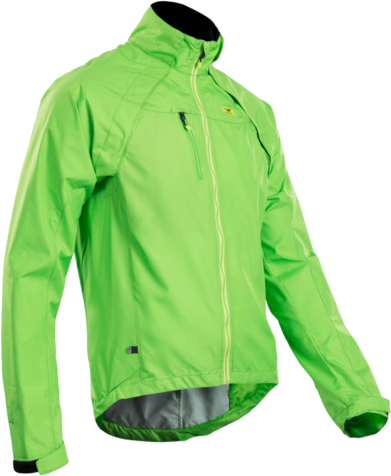 Sugoi Versa Evo Jacket Color: Berzerker Green